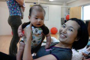産後エクササイズ マドレボニータ行ってきました