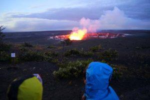 子連れ ハワイ島旅行 6日目 火山&トレイル
