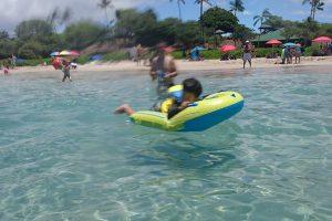 子連れ ハワイ島旅行 4日目 ハプナビーチ&星空ツアー