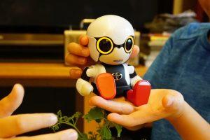 ロボットが来たよ~ kirobo mini