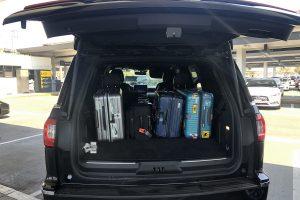 アメリカ グランドサークル旅行 1日目 ラスベガスになかなか着かないという1日